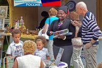 В Калининград туристов из дальнего зарубежья заманить сложно.