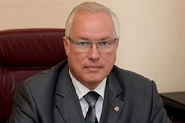 Экс-министр строительства Сергей Майоров.