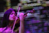 Ванесса Мэй. 2011 год.