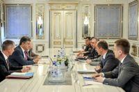 Президент проводит совещание с силовиками
