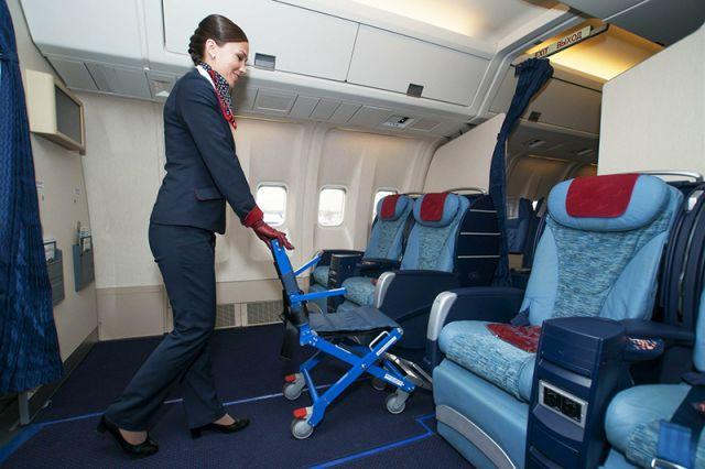 Если ли скидки на детей инвалидов в аэрофлоте на самолет