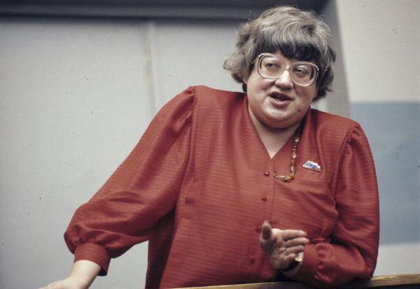 В 1972 году Новодворская вышла на свободу. Ей было всего 22 года, но волосы ее уже были белыми. Сразу же Новодворская занялась самизлатом, тиражированием и распространением. Параллельно она работала педагогом, переводчиком. Пыталась создать подпольную политическую партию для борьбы с КПСС.
