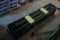 Обнаруженные в ТЦ боеприпасы