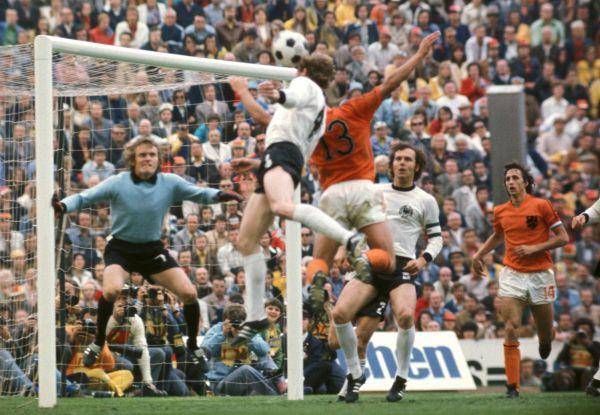 Германия – Голландия: 2:1. 1974 год. Олимпийский стадион, ФРГ, Мюнхен.