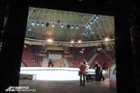 Здание цирка будет обновлено к 2016 году.