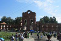 В Муромцевском районе прошел народный праздник.