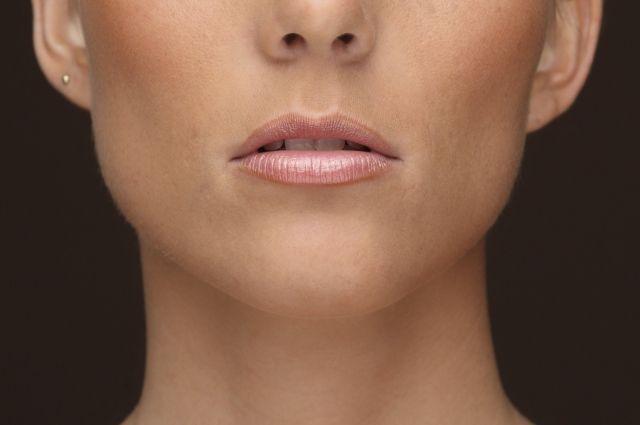 Заразен герпес на губах при минете