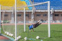 Гол в ворота «Луча-Энергии».