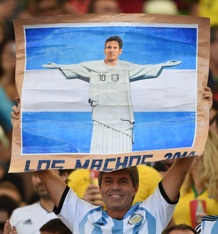Аргентинцы уповают на Лео Месси
