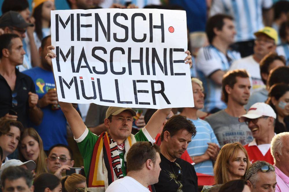 Немецкие фанаты
