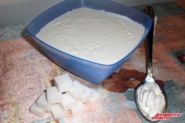 Как приготовить сметану в домашнем условия
