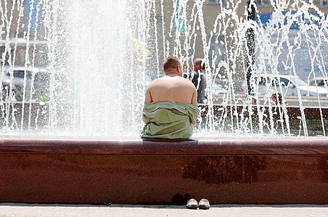 Аномальный холод на Южном Урале сменится на неделе жарой до +27 градусов