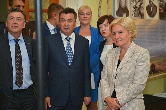 Ольга Голодец и Владимир Миклушевский посетили социально важные объекты Приморья.