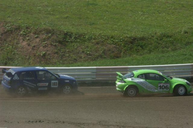 В Омске пройдут гонки на автомобилях.