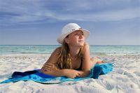 отдых на пляже полезен для здоровья