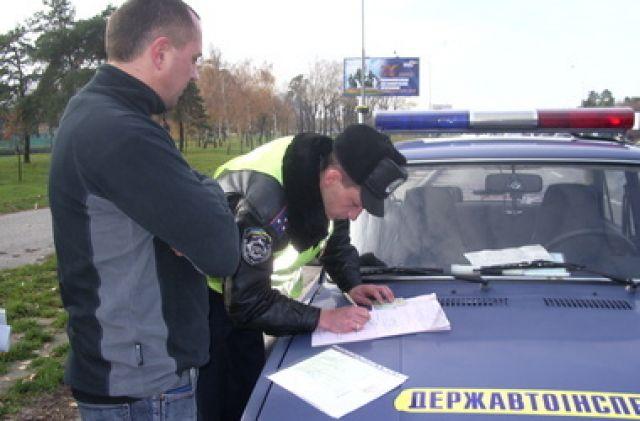 В Луганске захватили управление ГАИ