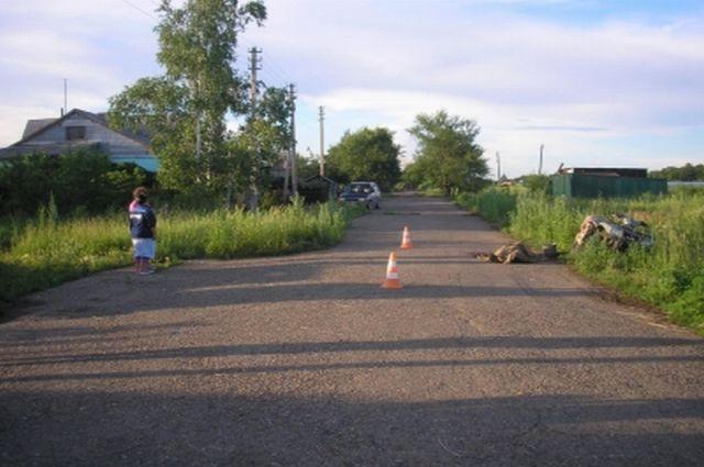 ДТП в Спасском районе