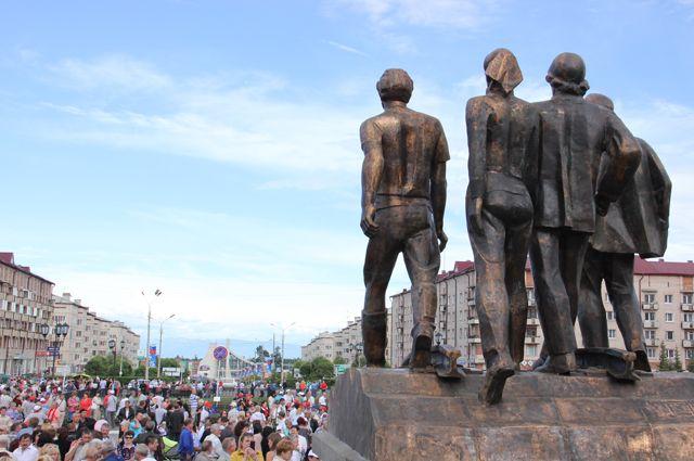 «Первопроходцы» вновь покоряют Сибирь.