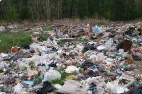 Вывозить мусор приходится КАМАЗами.
