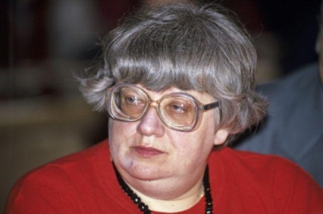 Валерия Новодворская.