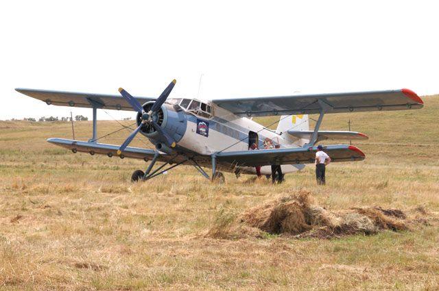 Легендарный самолет АН-2