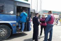 Операция «Автобус» во Владивостоке