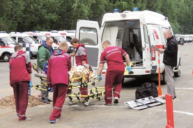 В Прикамье работает 8 станций скорой помощи и 45 отделений при больницах.