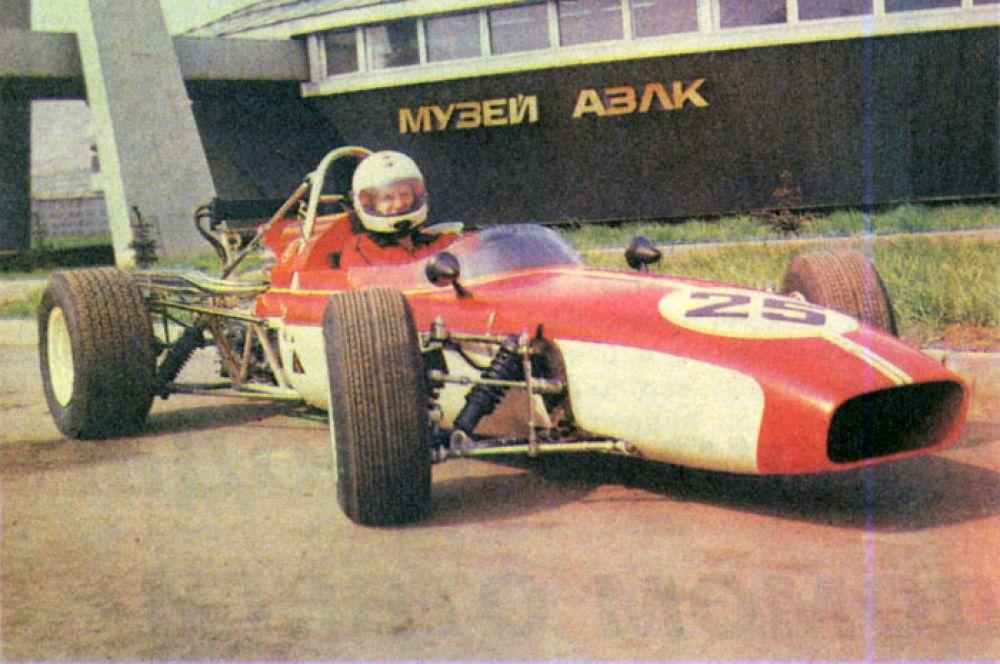 В 60-х в СССР вновь появился интерес к участию в международных автогонках, и на заводе АЗЛК разработали «Москвич-Г5». Для машины был создан принципиально новый полуторалитровый двигатель «ГД-1» V8. Создатели всерьёз рассчитывали выставить этот автомобиль в Гран-при, но пока проходили испытания гоночного «Москвича», технический регламент Формулы-1 изменился, и машина уже не могла выйти на старт.
