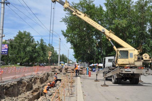 К 1 августа работы будут полностью завершены, начнется немаловажный этап - благоустройство территории, которое завершится 20 августа.