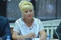 Вице-губернатор Татьяна Заболотная