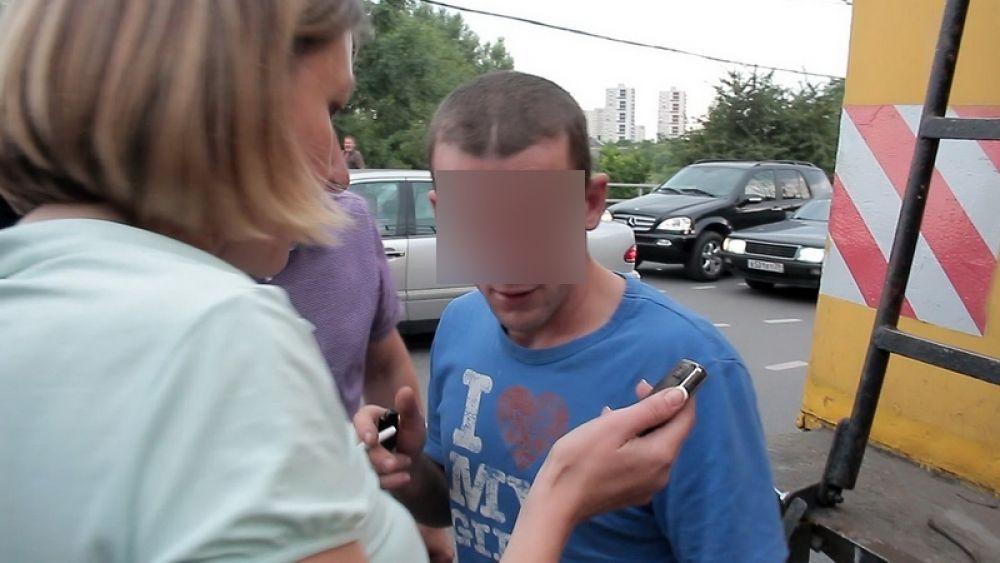 Мужчину доставили в больницу для оказания экстренный психиатрической помощи.