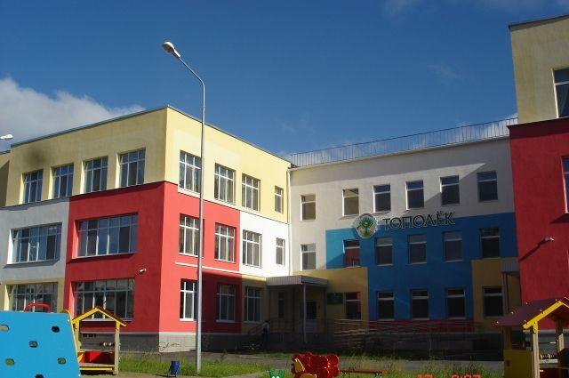 «Фирменный» детский сад откроется в Серове