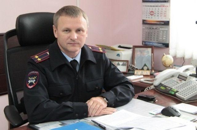 Глава ГИБДД Красноярского края Валерий Кускашев