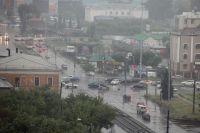 Непогода в Челябинске 17 июля.