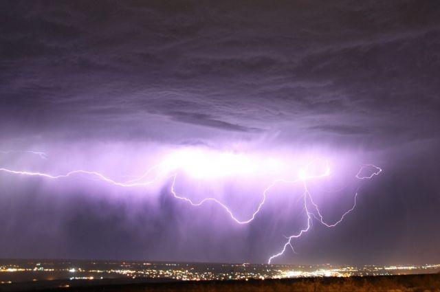 16-летний подросток погиб от удара молнии в Челябинской области