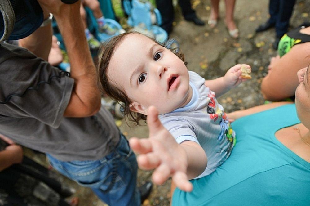 Детвора хочет в садик. Открытие запланировано на 1 сентября.