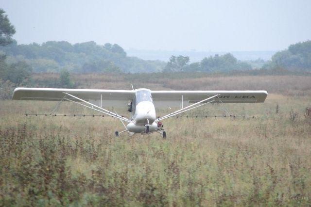 Частный самолет «БЕКАС Х-32»