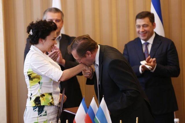 Минкультуры Свердловской области и Крыма будут меняться театрами и музеями