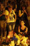 Акция жителей столицы у здания посольства Нидерландов в Киеве