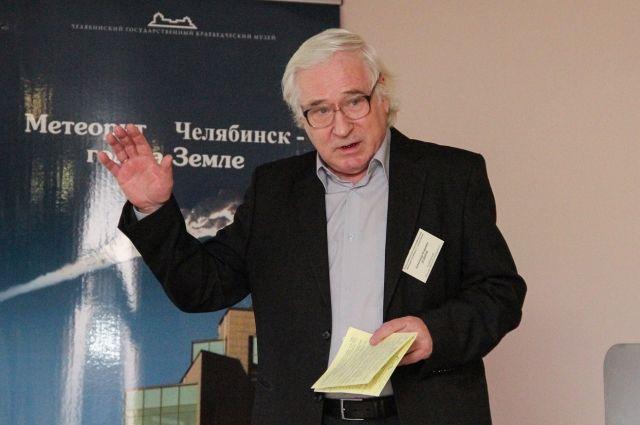 Именем профессора Челябинского госуниверситета Дудорова назван астероид
