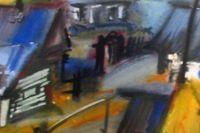 Работы омского художника есть в коллекциях в Болгарии, Германии и США.