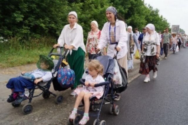 В отдаленных селах Южного Урала впервые пройдет многодневный крестный ход