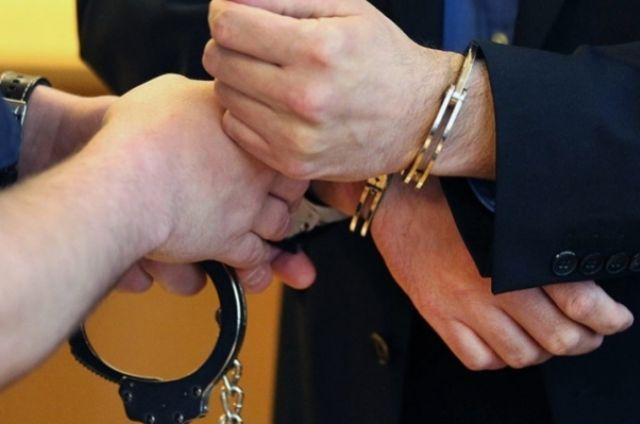 Взятка, задержан