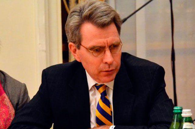 Джеффри Пайетт, посол США в Украине