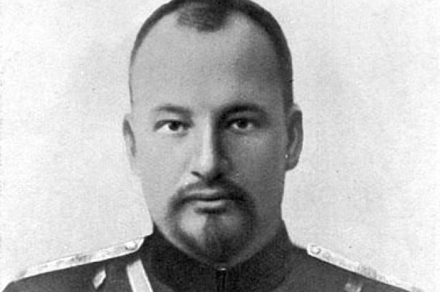 Евгений Боткин.