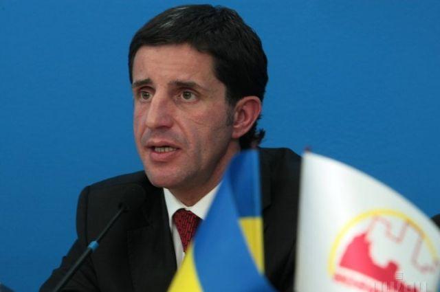 Зорян Шкиряк, советник министра внутренних дел