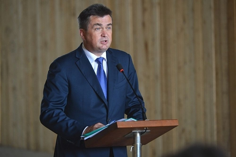 Миклушевский считает, что Чугуевскому району нужно активнее вводить в оборот брошенные земли.