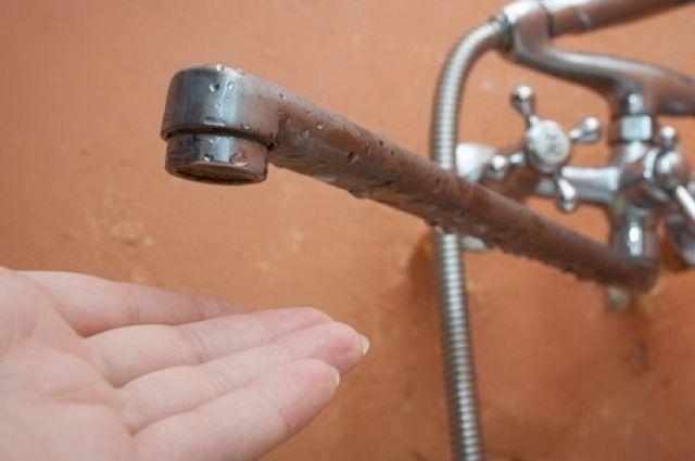 Более 160 домой остались без горячего водоснабжения в Челябинске