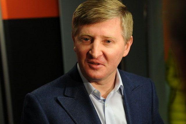 Ринат Ахметов, президент «Шахтера»