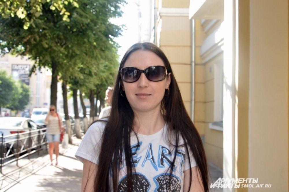 Мария  Артемьева, бармен: «Отдыхать буду в Египте, для меня это первый выезд за границу, поэтому я жду от отдыха только самые положительные эмоции».